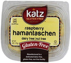 Katz GF Hamentashen